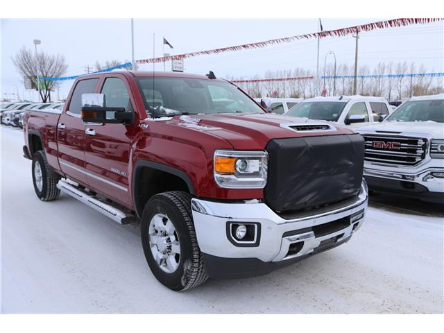 2019 GMC Sierra 3500HD SLT (Stk: 171250) in Medicine Hat - Image 1 of 27
