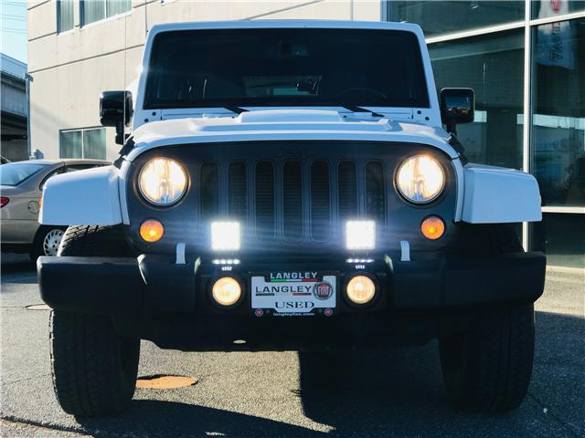 2015 Jeep Wrangler Unlimited Sahara (Stk: LF008970) in Surrey - Image 3 of 27