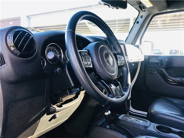 2015 Jeep Wrangler Unlimited Sahara (Stk: LF008970) in Surrey - Image 14 of 27
