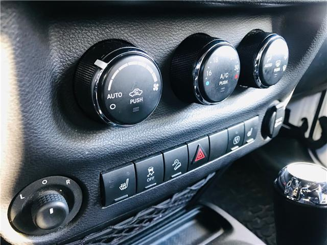 2015 Jeep Wrangler Unlimited Sahara (Stk: LF008970) in Surrey - Image 21 of 27