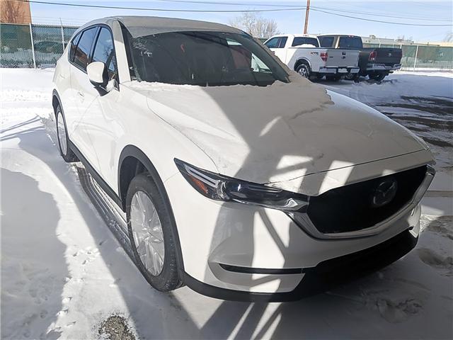 2019 Mazda CX-5 GT w/Turbo (Stk: H1662) in Calgary - Image 1 of 1