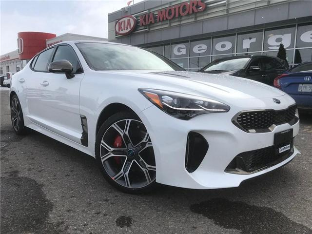 2019 Kia Stinger GT LIMITED | TOP OF THE LINE | $327 BIWEEKLY | (Stk: SG19002) in Georgetown - Image 2 of 30