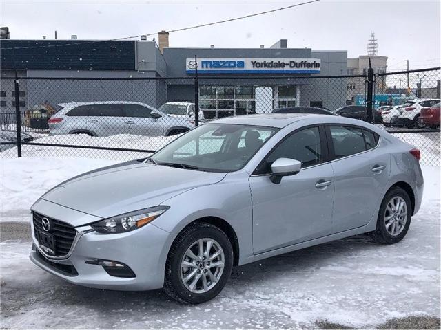 2018 Mazda Mazda3  (Stk: 18214) in Toronto - Image 1 of 18