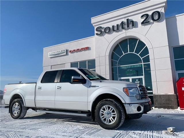 2013 Ford F-150 Lariat (Stk: 32339A) in Humboldt - Image 1 of 25