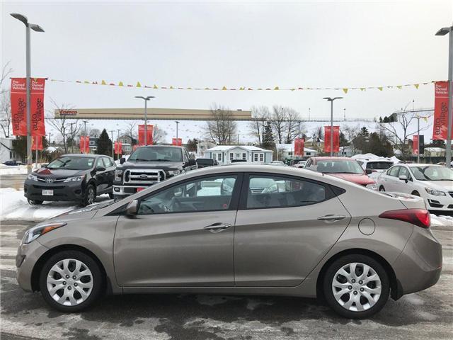 2014 Hyundai Elantra GL (Stk: P497150) in Saint John - Image 2 of 28