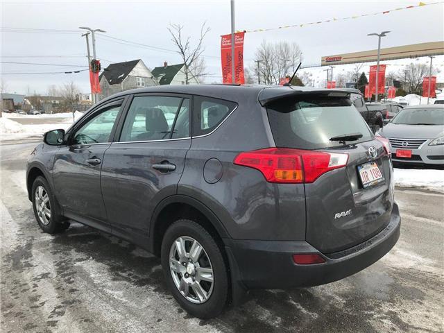 2014 Toyota RAV4 LE (Stk: P225792) in Saint John - Image 3 of 23