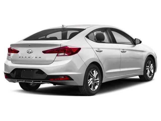 2019 Hyundai Elantra Luxury (Stk: N20338) in Toronto - Image 3 of 9