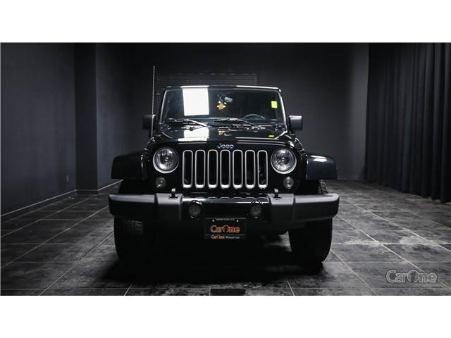 2017 Jeep Wrangler Unlimited Sahara (Stk: CB19-68) in Kingston - Image 2 of 30