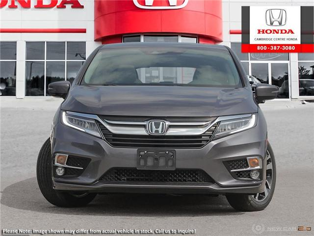 2019 Honda Odyssey Touring (Stk: 19519) in Cambridge - Image 2 of 24