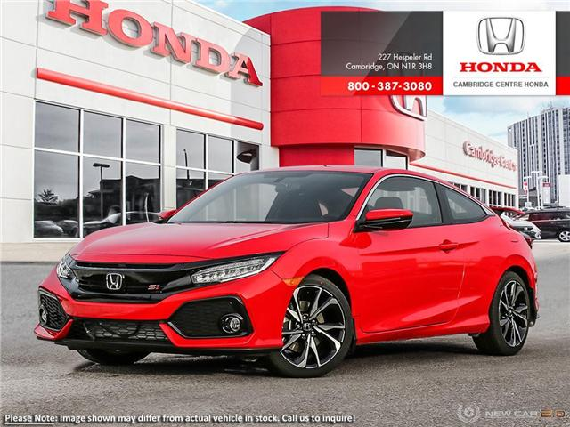 2019 Honda Civic Si Base (Stk: 19518) in Cambridge - Image 1 of 24