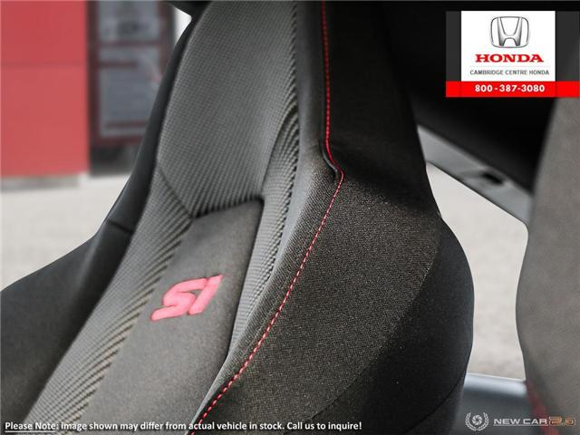 2019 Honda Civic Si Base (Stk: 19518) in Cambridge - Image 21 of 24