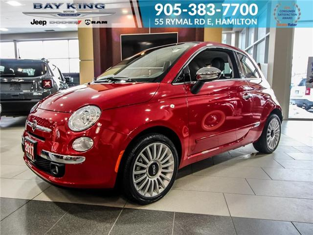 2017 Fiat 500C Lounge (Stk: 6739) in Hamilton - Image 1 of 17