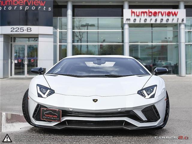 2018 Lamborghini Aventador S (Stk: 19MSX052) in Mississauga - Image 2 of 30