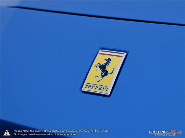 2017 Ferrari 488 Spider Base (Stk: 19MSX001) in Mississauga - Image 13 of 30