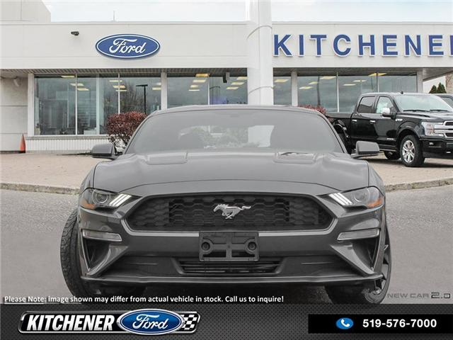 2019 Ford Mustang EcoBoost (Stk: 9M0210) in Kitchener - Image 2 of 23