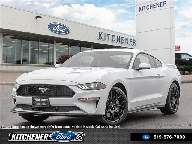 2019 Ford Mustang EcoBoost (Stk: 9M0750) in Kitchener - Image 1 of 23