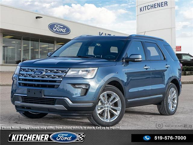 2018 Ford Explorer Limited (Stk: 8P10530) in Kitchener - Image 1 of 23