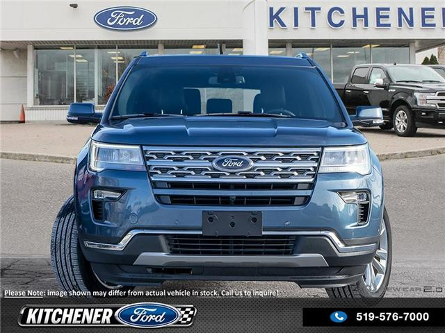 2018 Ford Explorer Limited (Stk: 8P10530) in Kitchener - Image 2 of 23