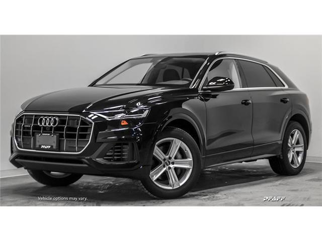 2019 Audi Q8 55 Progressiv (Stk: T15910) in Vaughan - Image 1 of 22