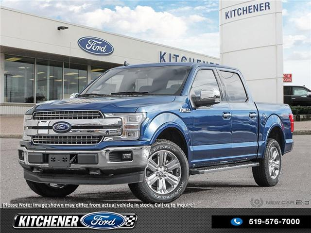 2019 Ford F-150 Lariat (Stk: 9F1110) in Kitchener - Image 1 of 23