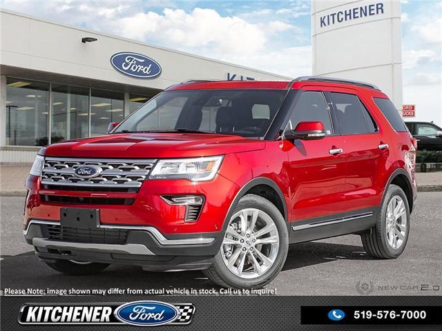 2018 Ford Explorer Limited (Stk: 8P7140) in Kitchener - Image 1 of 24