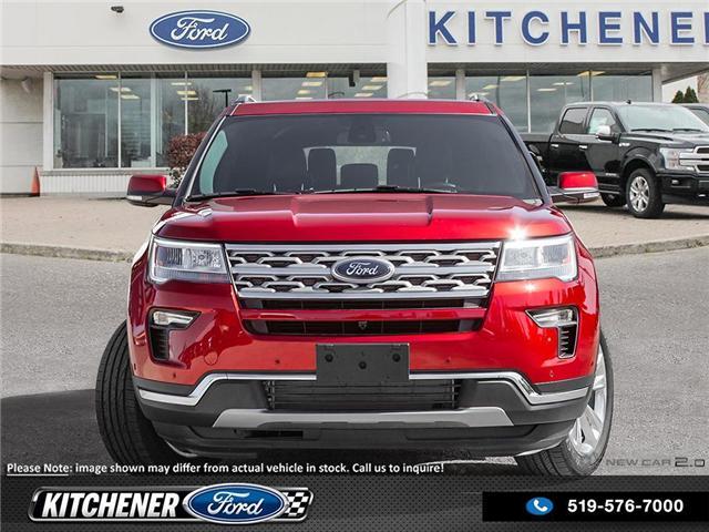 2018 Ford Explorer Limited (Stk: 8P7140) in Kitchener - Image 2 of 24