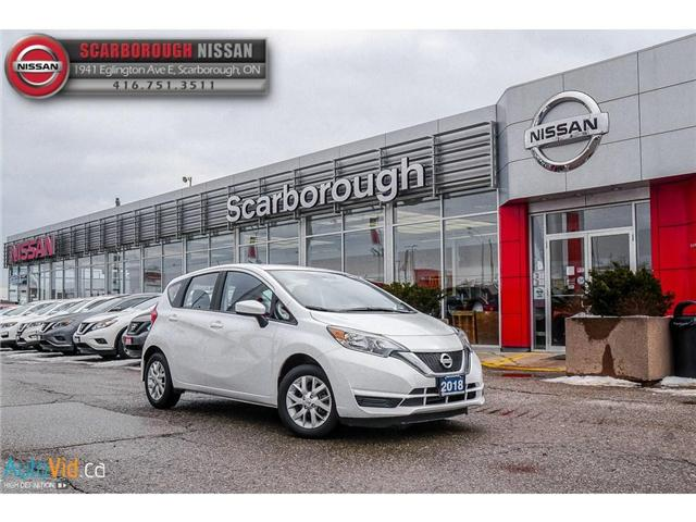 2018 Nissan Versa Note 1.6 SV (Stk: P7684) in Scarborough - Image 2 of 25