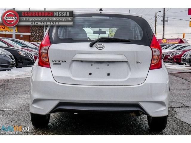 2018 Nissan Versa Note 1.6 SV (Stk: P7684) in Scarborough - Image 5 of 25