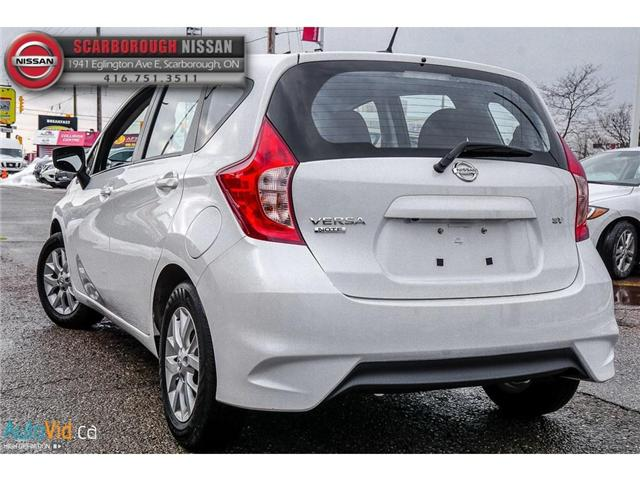 2018 Nissan Versa Note 1.6 SV (Stk: P7684) in Scarborough - Image 6 of 25