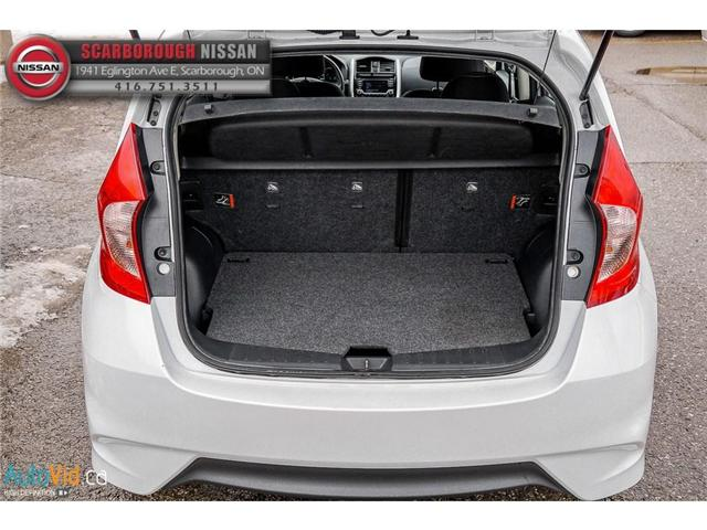 2018 Nissan Versa Note 1.6 SV (Stk: P7684) in Scarborough - Image 25 of 25