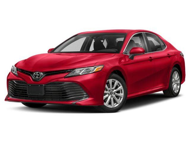 2019 Toyota Camry 4-Door Sedan SE 6A (Stk: H19290) in Orangeville - Image 1 of 9