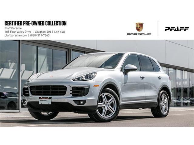 2016 Porsche Cayenne Diesel (Stk: P8951) in Vaughan - Image 1 of 20