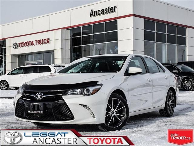 2015 Toyota Camry XSE (Stk: 3782) in Ancaster - Image 1 of 22