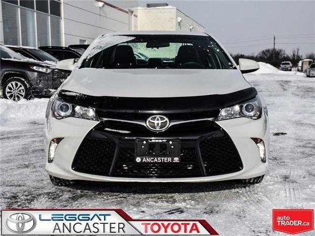 2015 Toyota Camry XSE (Stk: 3782) in Ancaster - Image 2 of 22