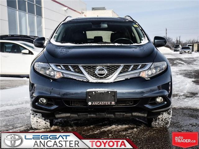 2012 Nissan Murano SL (Stk: 3753A) in Ancaster - Image 2 of 25