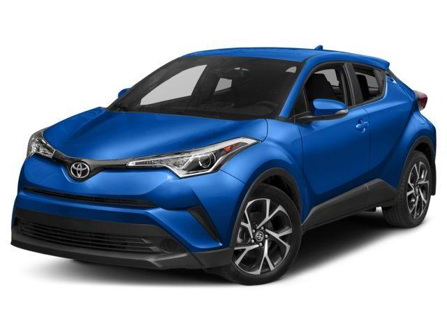 2019 Toyota C-HR XLE Package (Stk: 21538) in Thunder Bay - Image 1 of 8