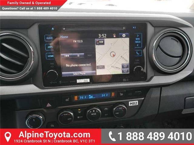 2019 Toyota Tacoma TRD Sport (Stk: X180218) in Cranbrook - Image 12 of 17