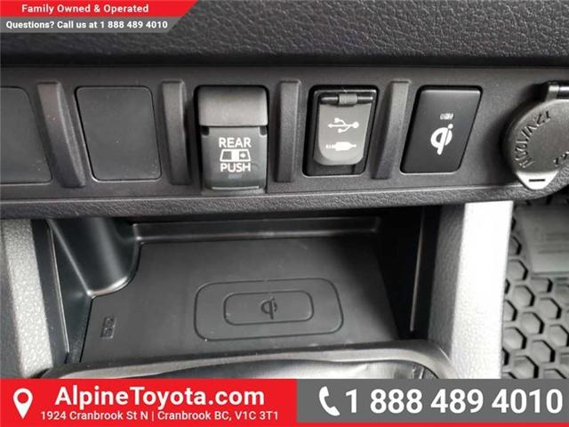 2019 Toyota Tacoma TRD Sport (Stk: X180218) in Cranbrook - Image 14 of 17