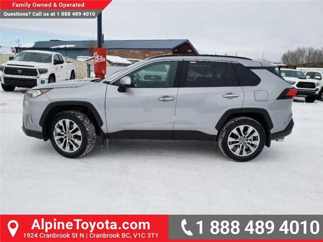 2019 Toyota RAV4 Limited (Stk: W019264) in Cranbrook - Image 2 of 18