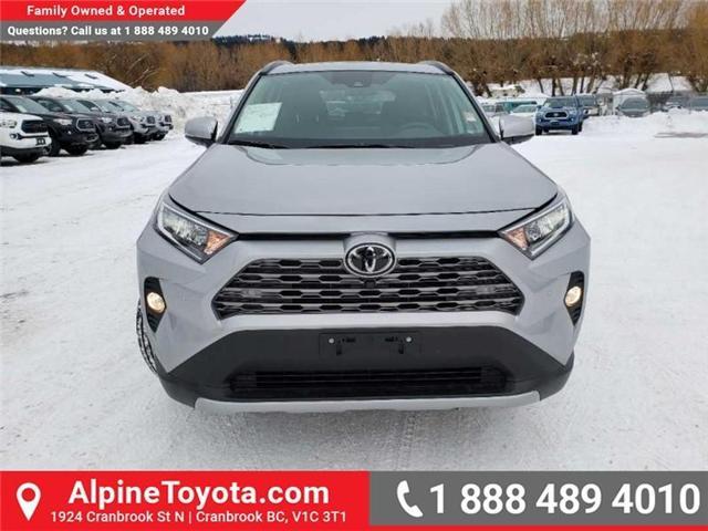 2019 Toyota RAV4 Limited (Stk: W019264) in Cranbrook - Image 8 of 18