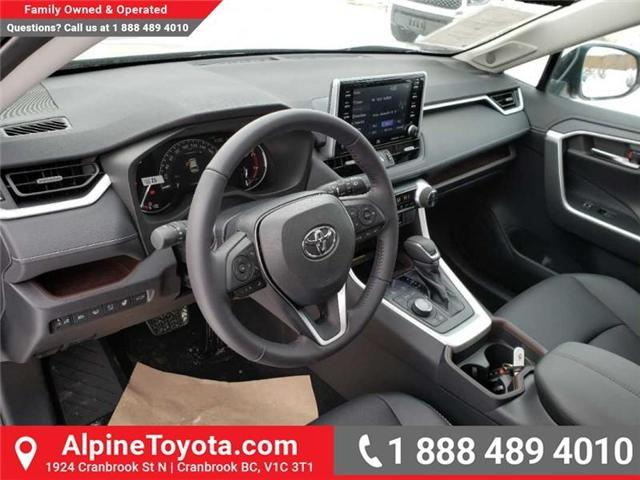 2019 Toyota RAV4 Limited (Stk: W019264) in Cranbrook - Image 9 of 18