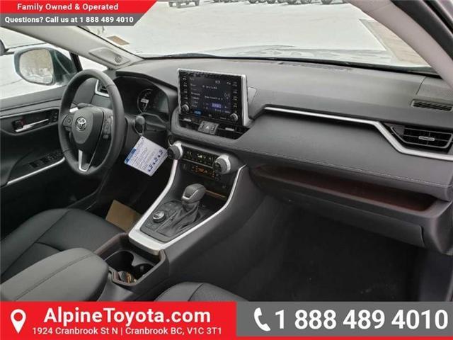 2019 Toyota RAV4 Limited (Stk: W019264) in Cranbrook - Image 11 of 18