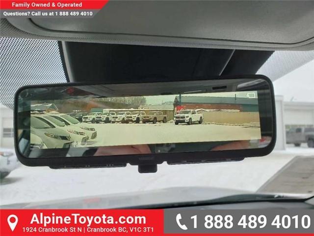 2019 Toyota RAV4 Limited (Stk: W019264) in Cranbrook - Image 17 of 18