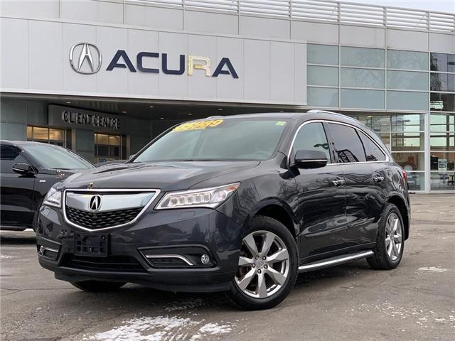 2016 Acura MDX Elite Package (Stk: D389) in Burlington - Image 1 of 30