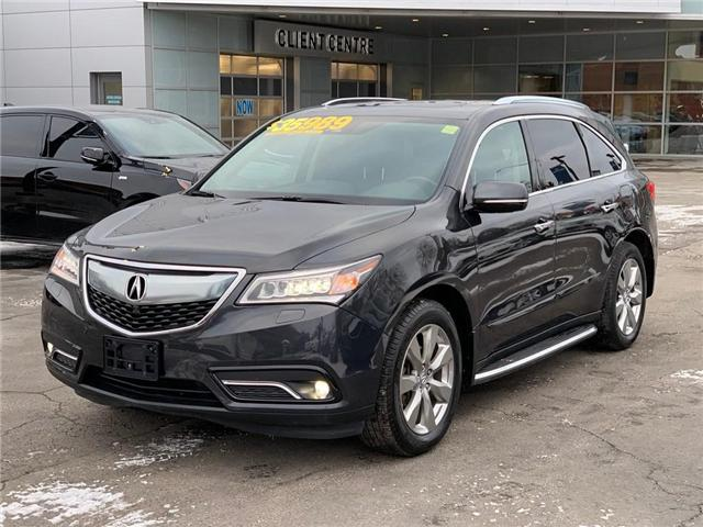 2016 Acura MDX Elite Package (Stk: D389) in Burlington - Image 3 of 30