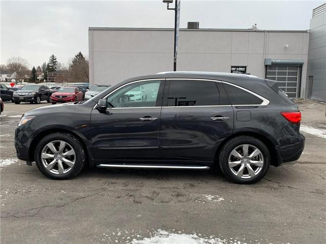 2016 Acura MDX Elite Package (Stk: D389) in Burlington - Image 4 of 30