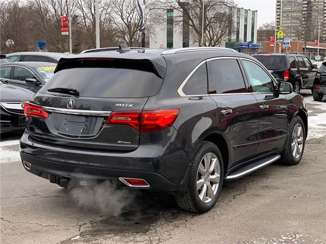 2016 Acura MDX Elite Package (Stk: D389) in Burlington - Image 7 of 30