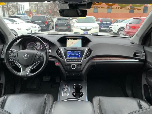 2016 Acura MDX Elite Package (Stk: D389) in Burlington - Image 15 of 30