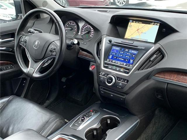 2016 Acura MDX Elite Package (Stk: D389) in Burlington - Image 16 of 30