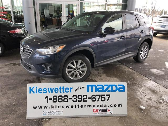 2016 Mazda CX-5 GS (Stk: 35198A) in Kitchener - Image 1 of 24